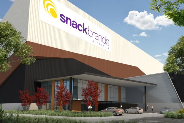 Snack Brands to anchor $400m Sydney site