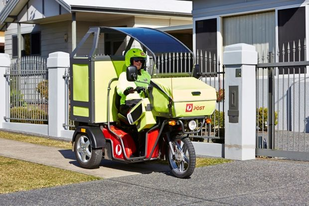 Australia Post to operate largest electric vehicle fleet
