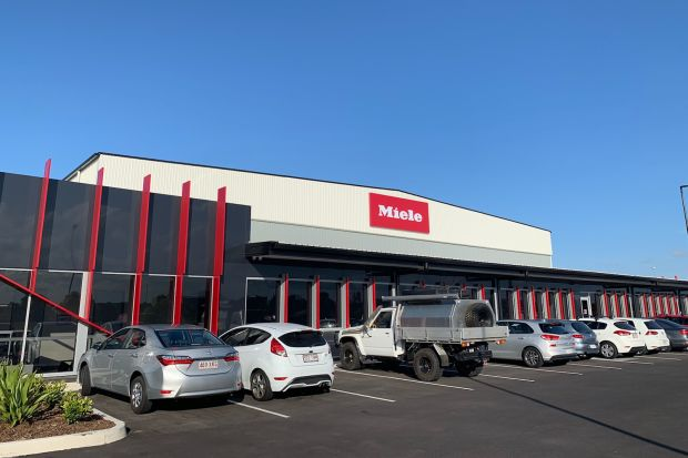 Miele: back to basics for warehouse efficiency