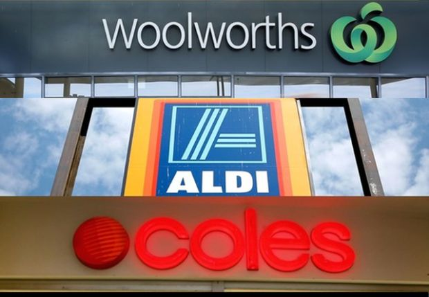 Woolworths, Aldi increase their slices of the pie in 2018