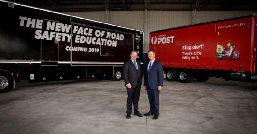 Australia Post ATA truck safety