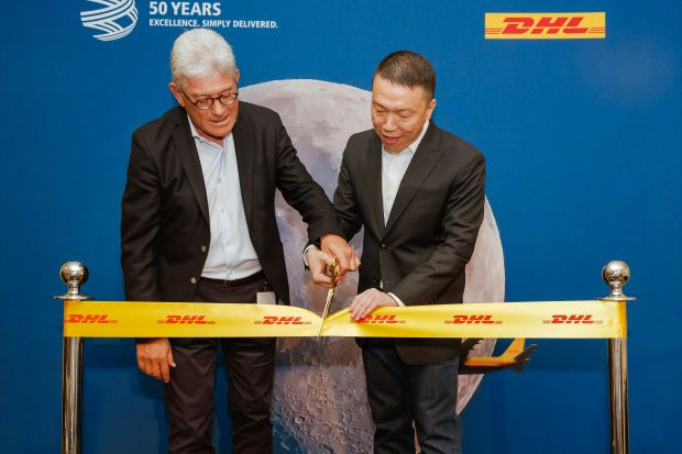 DHL has opened a new office in Brisbane focusing on home delivery