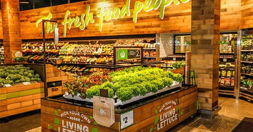 100% of Woolworths supermarkets now claim to be with an active food waste diversion partner.