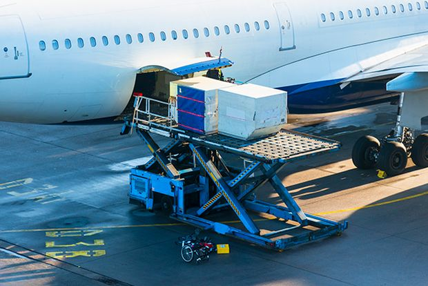 Air freight volumes decimated by trade tensions