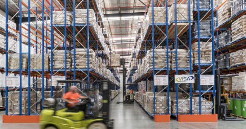 VISA Logistics company to optimise supply chain performance