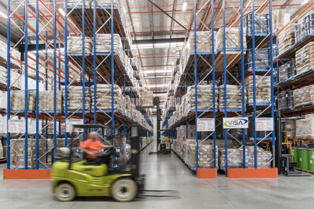 Logistics company to optimise supply chain performance