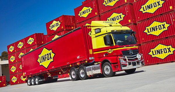 Linfox in talks to purchase logistics provider