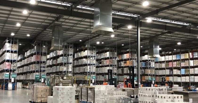 logistics property Penfold