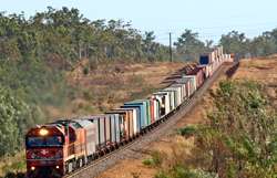 Railway group warns of perils of more trucks on the road