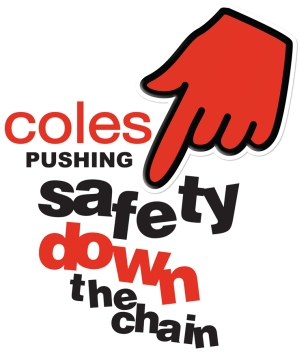 TWU maintains pressure on Coles