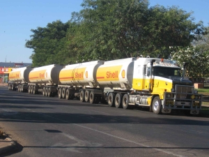 Changes to road train mass rules in NSW