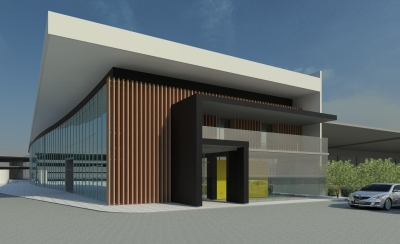 DHL to spend $45m on new HQ