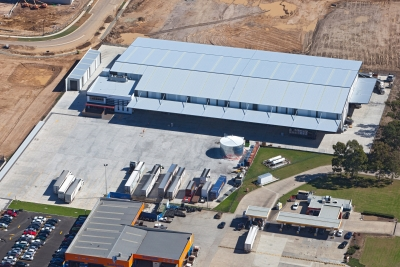 Bagtrans consolidates operations in new Eastern Creek depot