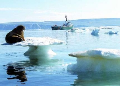 Shipping plans laid for the Arctic
