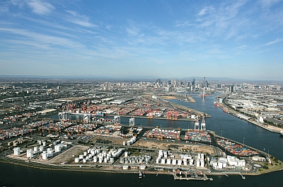 Port of Melbourne 'good for another 40 years'