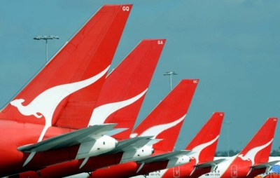 Qantas makes a big profit – but where did the money come from?