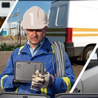 """Advantech Launches the PWS-870:  A 10"""" Fully-Rugged Tablet PC for Field Services"""