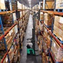 Double Deep for Double the Storage – The Mitsubishi EDR Pantograph Reach Truck