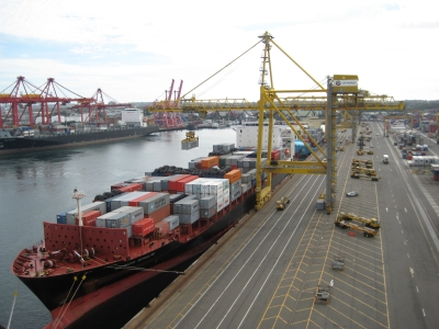 Toll and DP World in joint rail venture