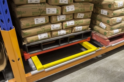 Colby Push-Back Pallet Racking 2