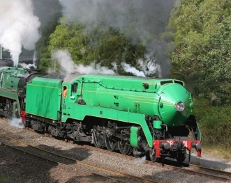 The way forward for two much-loved steam locomotives