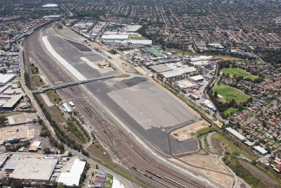 Aurizon to take over Enfield, vacate Yennora