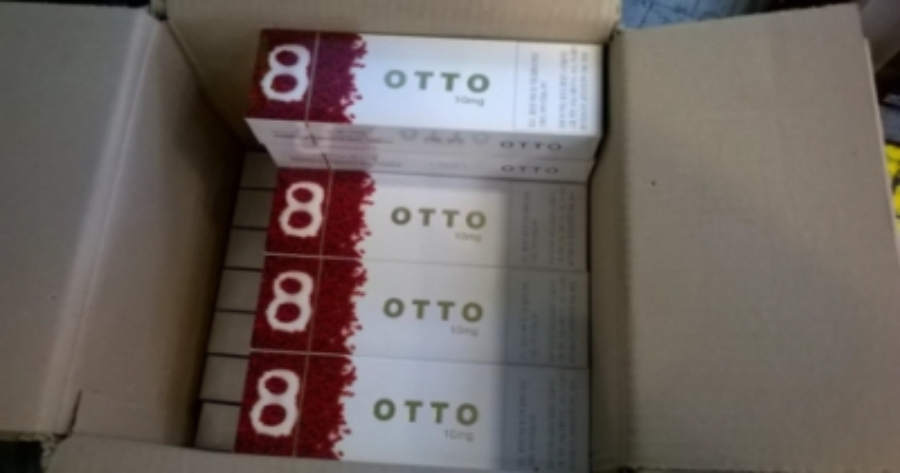 Customs Korean Cigarettes