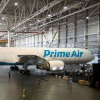 Amazon the airline takes flight