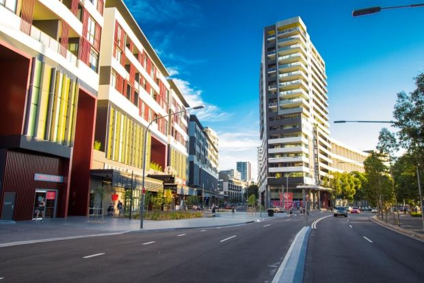 Infrastructure drives buoyant commercial property market in Sydney