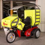 Postie of the future to focus on parcel delivery