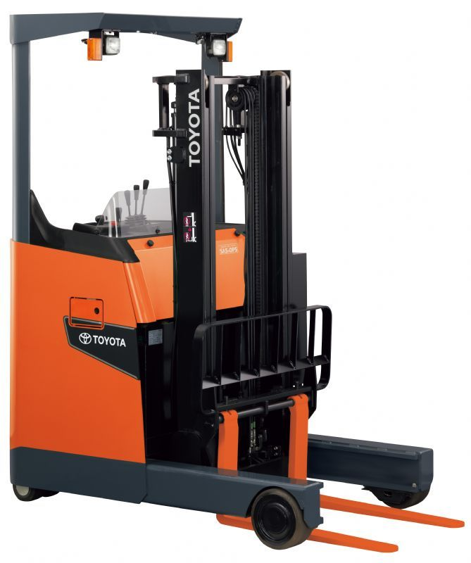 Toyota Launches New Electric Forklifts And Reach Trucks Transport Amp Logistics News