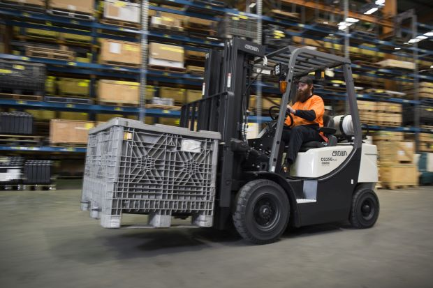 Your last chance to complete the Forklift Survey