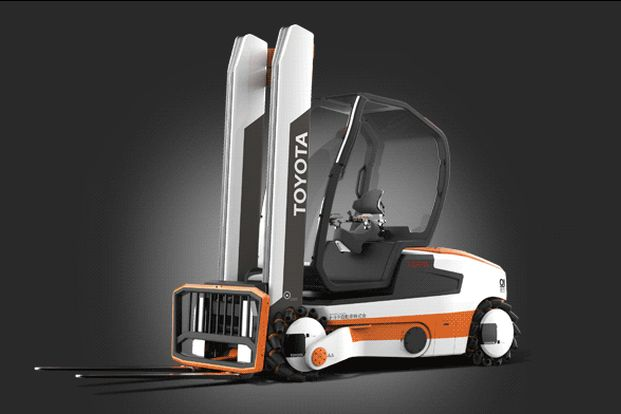 Forklift market to hit $256bn by 2024