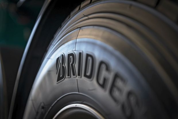 Bridgestone to buy TomTom for A$1.45bn