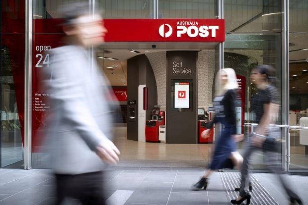 Parcels save Australia Post profits