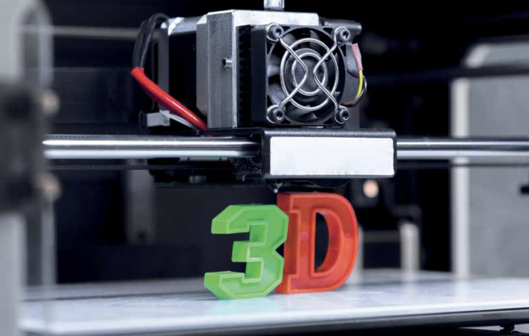 Four ways 3D printing will disrupt logistics - Logistics & Materials
