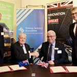 a3042de18 Partnership between Australasian and UK rail industries established to  boost exports