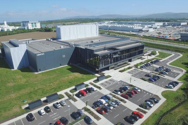 Minus 35C: fully automated warehouse for blood plasma