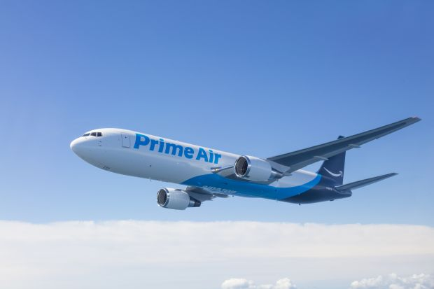 Amazon announced a partnership with GE Capital Aviation Services (GECAS) to lease an additional fifteen Boeing 737-800 cargo aircraft.