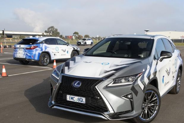 Cutting-edge connected and automated vehicle technology trials will soon begin in Victoria.