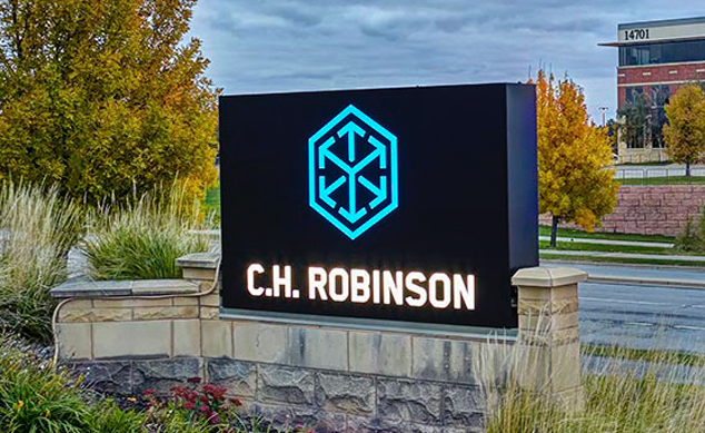 CH Robinson focuses on taking market share