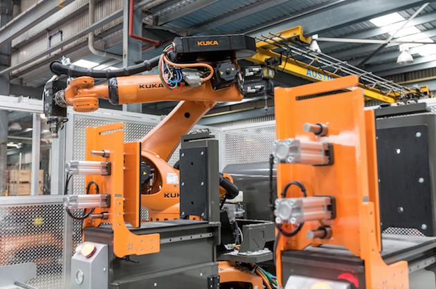 Logistics automation market to reach $176 billion by 2026