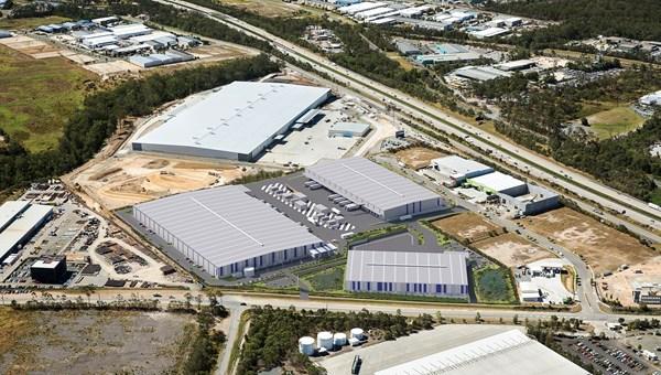Stockland confirms three tenants for Queensland logistics hub