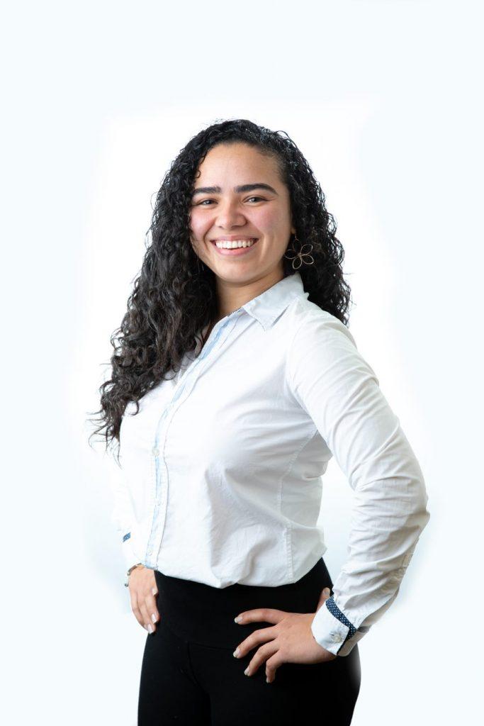 Photo of uTenant's Laura Moreno Madrid.